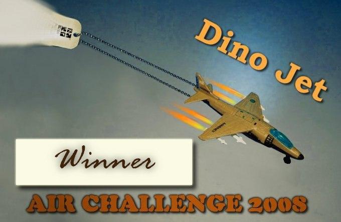 Dino Jet